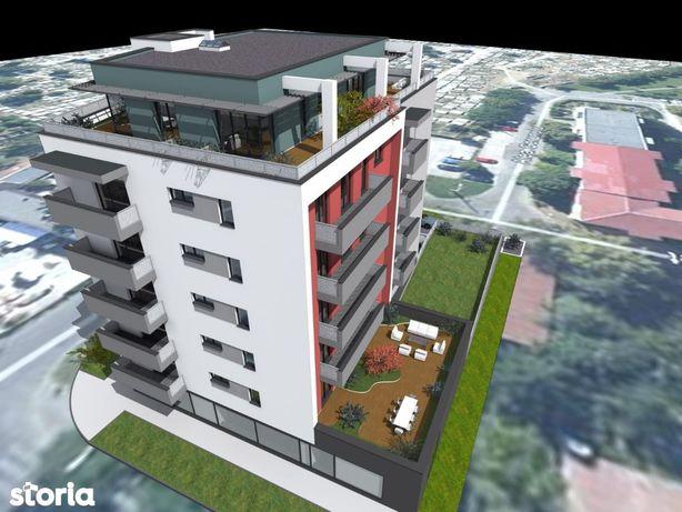 Penthouse de lux, compartimentare deosebita, direct de la dezvoltator