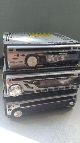 Vand radio cd. Auto pioneer , jvc, kenwood