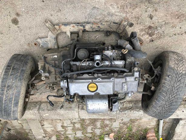 motor opel zafira Y20DTH