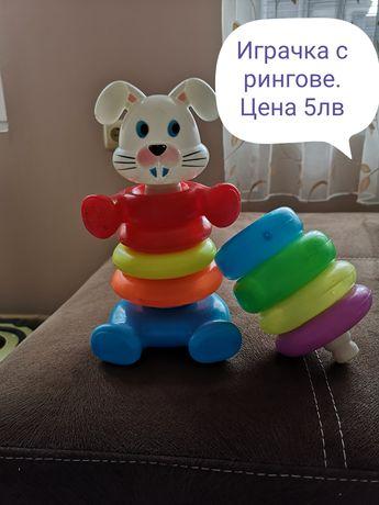 Детски играчки за най-малките
