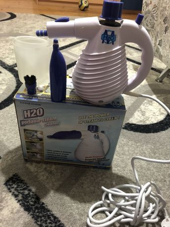 H2Oprotable steam cleaner