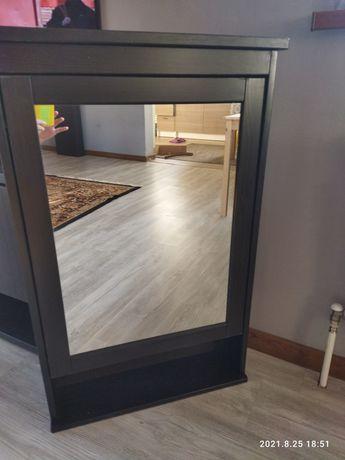 Продам зеркальный шкаф с дверцей для ванной от Икеа