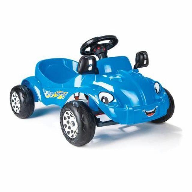 Кола Happy Herby с педали - 07303