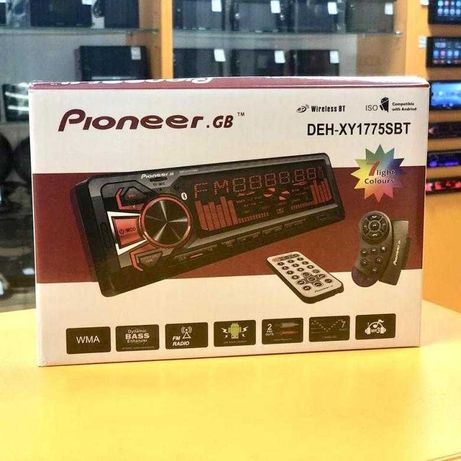 Pioneer, DEH-XY1775SBt, с мультирулём
