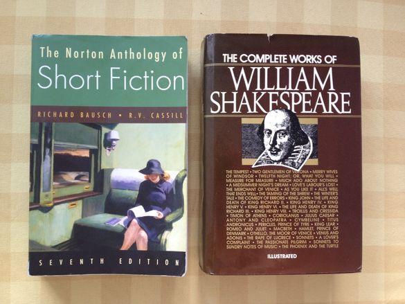 The Norton Anthology of Short Fiction- Антология на късия разказ