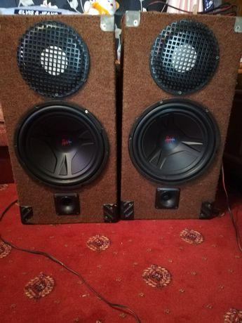 Boxe Bm & Amplificator Pioneer