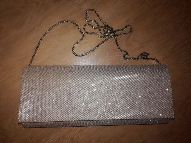 Клатч сумка среднего размера