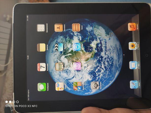 Продам ipad 1 поколения
