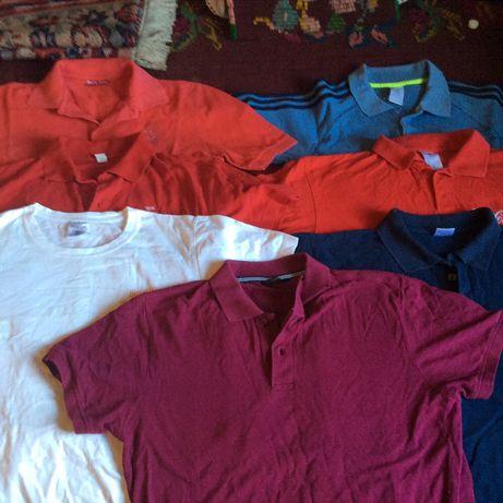 Lot 7 tricouri babati marimea M