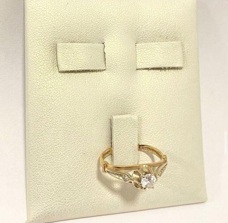 Кольцо из золото