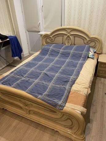 Продам кровать двухспальная