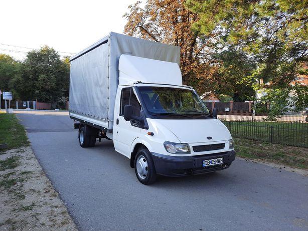 ‼️De vanzare Ford Transit camioaneta+prelata‼️