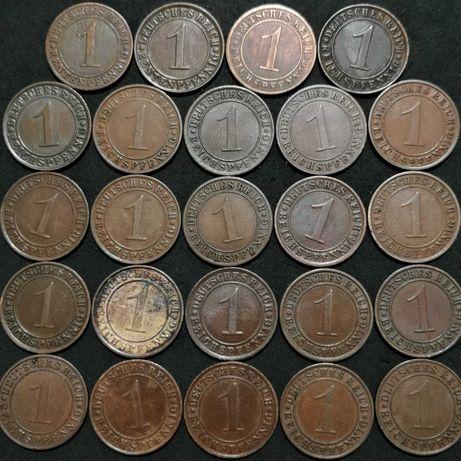 Monede de colectie Germania (Weimar) 1924-1936