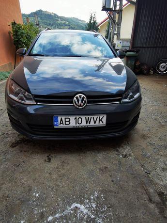 Vând Volkswagen Golf 7
