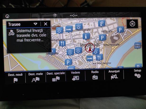 Navigatie mib2.5 Harman 9.2 inch Vw passat B8 Golf7 Tiguan  Arteon