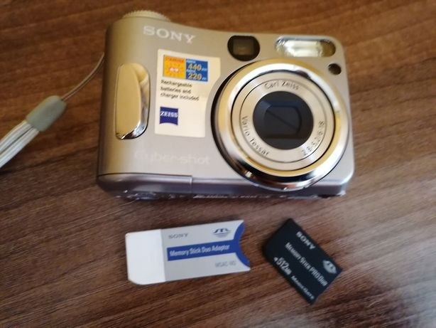 Vand / schimb camera foto Sony DSC - S80