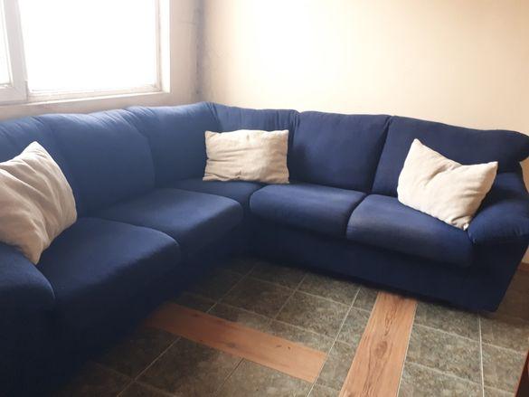Холов диван ъглов