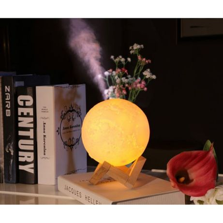 Арома дифузер – Арома лампа за етерични масла/Овлажнител на въздух