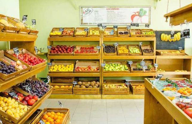 Сдается овощной отдел в минимаркете