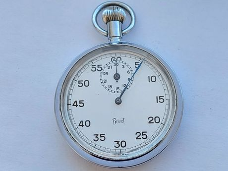 Cronometru Bovet de buzunar impecabil