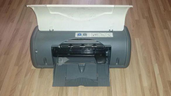 Продавам принтер и скенер