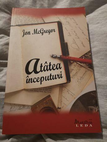 Jon McGregor - Atatea inceputuri