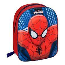 Ghiozdan Junior - Spiderman