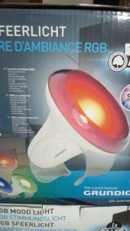 RGB прожектор за вътрешна декорация