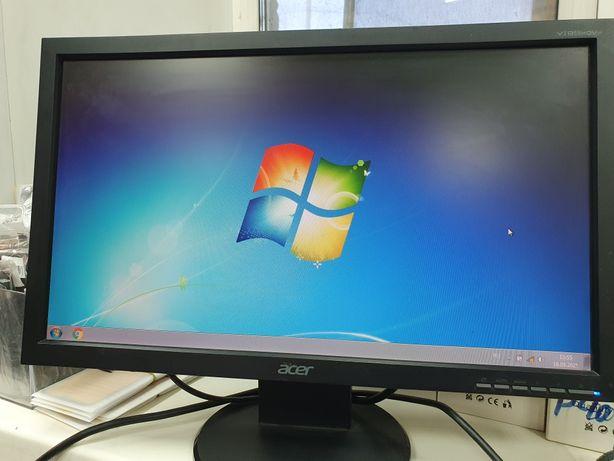 """Продам рабочий монитор Acer 19"""""""