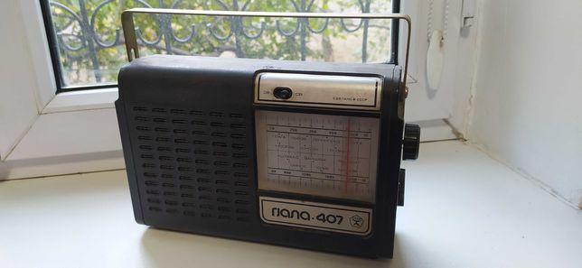 """Радиоприемник """"Гиала 407"""""""