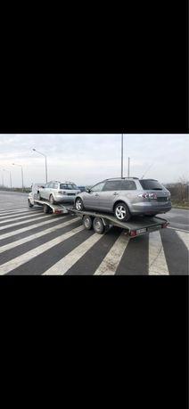Dezmembrez Mazda 6 Diesel si benzina Preturi mici!!