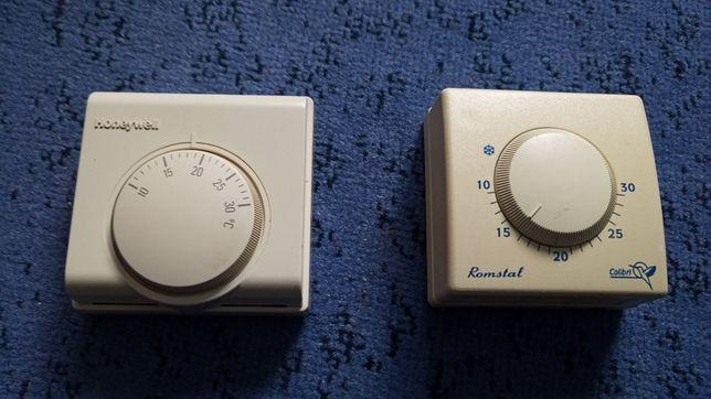 Termostat mecanic pentru centrala