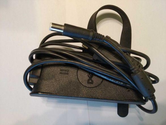 Зарядно за лаптоп dell 65w 19.5v 3.34a голяма букса