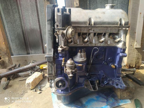 Двигатель Ваз 2105/03/06 после капрем(Жигули 01-07)все запчасти новые