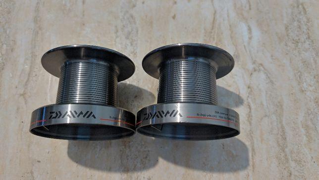 Tamburi rezerva Daiwa Windcast BR 5500 LDA (pret pentru amandoi)