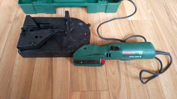 Електрически трион за финно рязане Bosch PFS 280 E