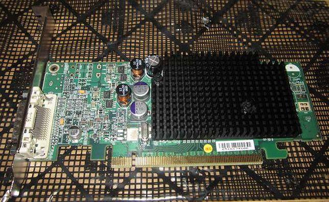 Placa video Dual Monitor (DMS-59) - Dell ATI PCI-E cn-0f9595