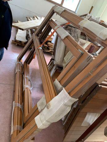 Tamplarie lemn masiv (Noua)