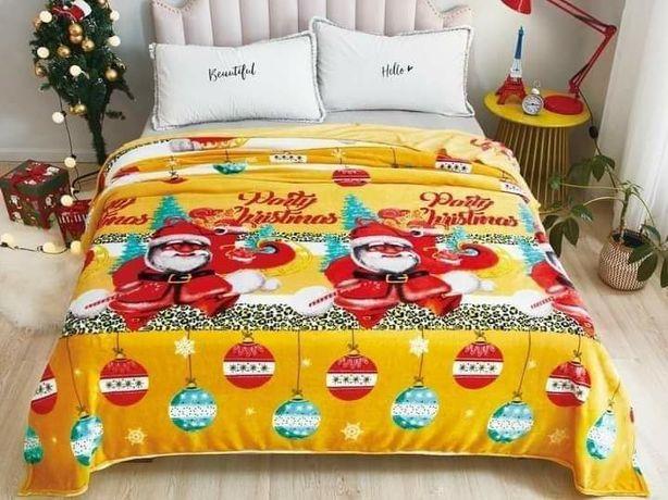 Paturi decorative Moș Crăciun - ULTIMELE BUCĂȚI