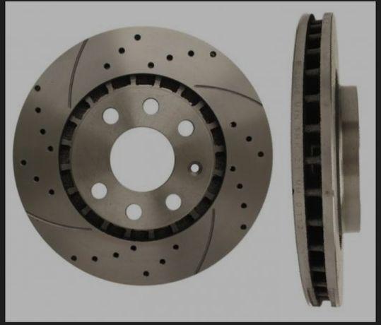 Изправяне на спирачни дискове