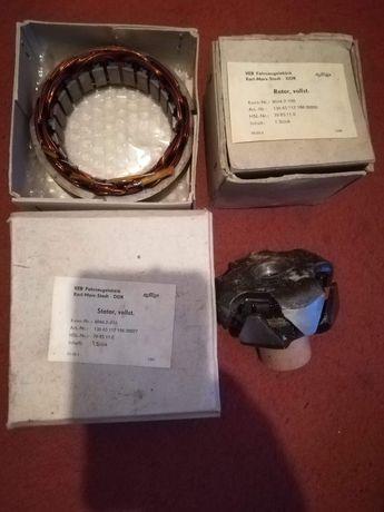 Комплект Статор и ротор за МЗ ЕТЗ 250, Накладки за ЕТЗ
