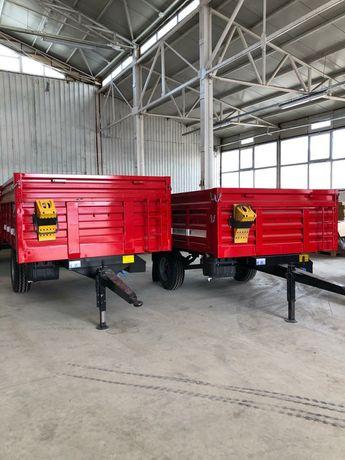 Remorca agricola tractor monoax 4 T ,5t