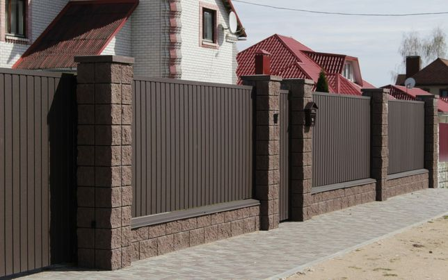 Construim garduri din fier forjat, sipca metalica, plasa bordurata
