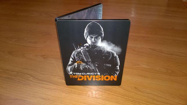 Steelbook - The Division ,carcasa de metal ,rara , de colectie