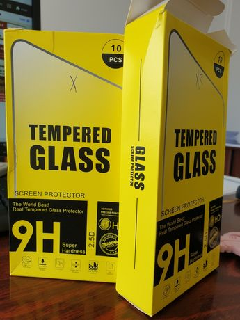 Folie sticlă iPhone 11/XR 9H Tempered Glass