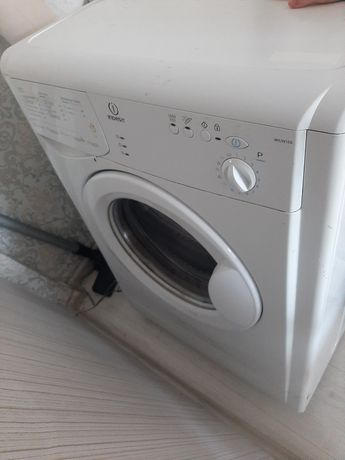 Отдам даром стиральную машину Indesit