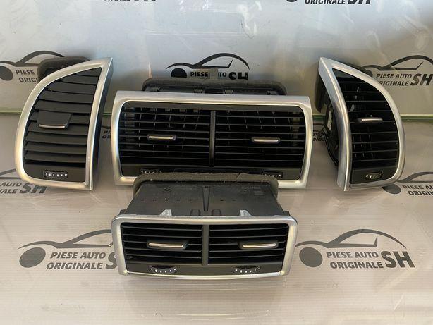 Grila grile ventilatie bord cu led Audi Q7 4L fata spate-cotiera