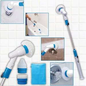 Mop Spin Scrubber