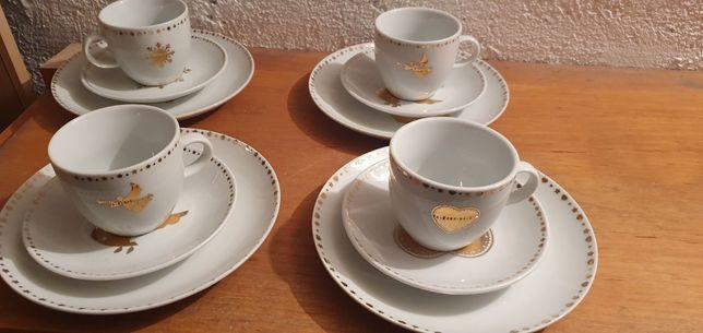 Seturi mic dejun ( tematica sărbătorilor de iarna )