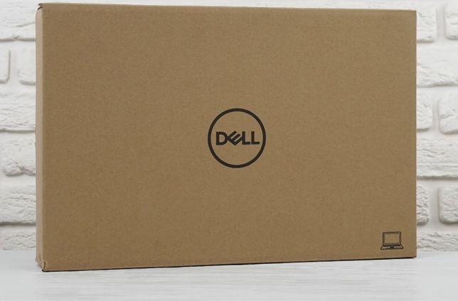 Запечатанный мощный ноутбук DELL/intel core i3-1005G1/SSD256gb/full-НD